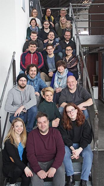 Das Team von Urbanes Freiburg