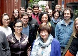 Das Team für den Gemeinderat Freiburg