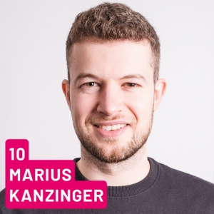 Listenplatz 10, Marius Kanzinger