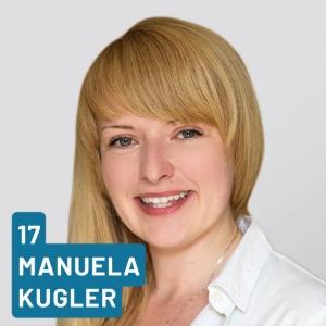 Listenplatz 17, Manuela Kugler