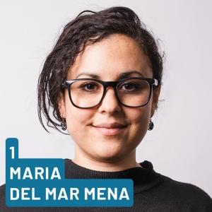 Listenplatz 1, Maria del-Mar-Mena