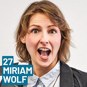 Listenplatz 27, Miriam Wolf
