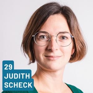 Listenplatz 29, Judith Scheck