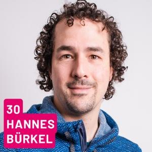 Listenplatz 30, Hannes Bürkel