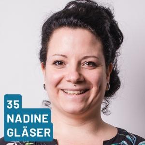 Listenplatz 35, Nadine Gläser