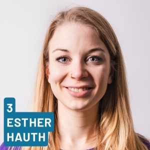 Listenplatz 3, Esther Hauth