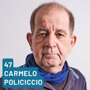 Lsitenplatz 47, Carmelo Policicchio