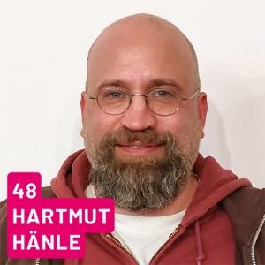 Listenplatz 48, Hartmut Hänle