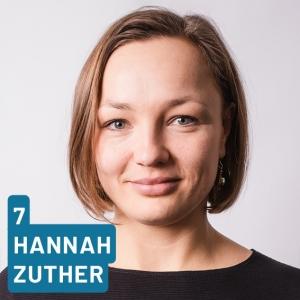 Listenplatz 7, Hannah Zuther