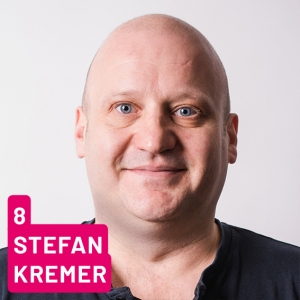 Listenplatz 8, Stefan Kremer